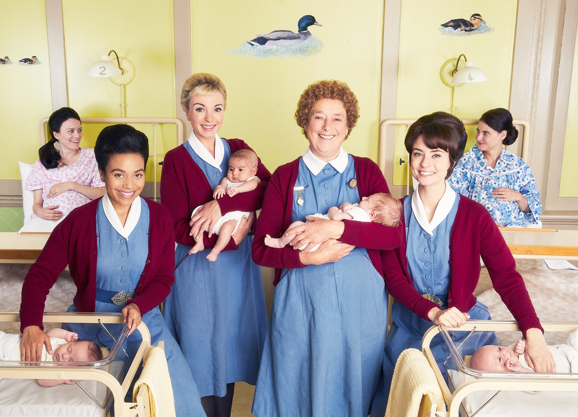 Kcts Call The Midwife Christmas Special 2020 Stream What to watch during Women's History Month on KCTS 9 | KCTS 9